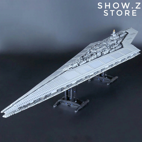 [No Box] Lepin 05028 Super Star Destroyer Executor 10221 3208Pcs Star Wars Series