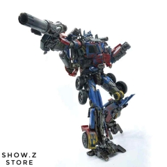Blue Circus BC BC-01 BC01 Truck Commander Optimus Prime MPM-04 MPM04 Oversized Damaged Version