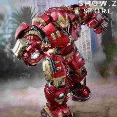 Hot Toys HT 1/6 Iron Man Mark XLIV MK44 MMS510 Hulkbuster Deluxe Version Avengers: Age of Ultron Collectible Figure