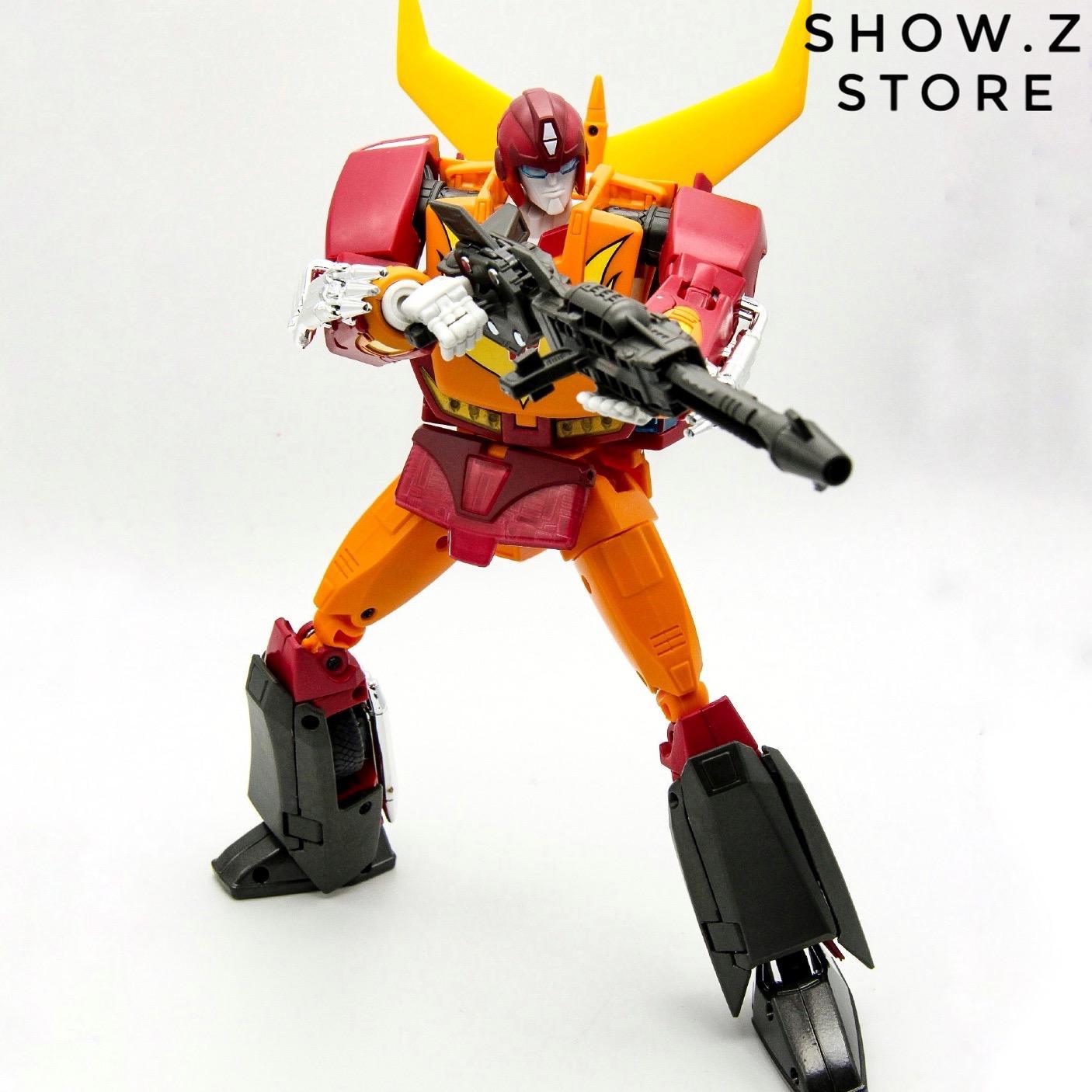 Takara Tomy Transformers Masterpiece MP-09 Rodimus Prime 2018 re-release version