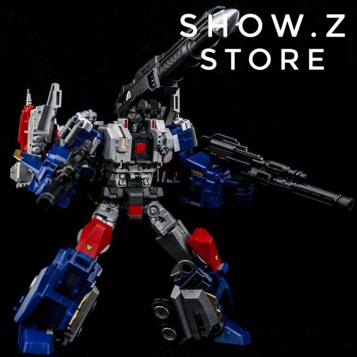 Maketoys MT MTCD-04 MTCD04 Divine Shooter Super Ginrai Optimus Prime
