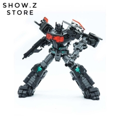 LegendaryToys LT-03B Nemesis Prime MTCD-01SP Striker Manus MP-10