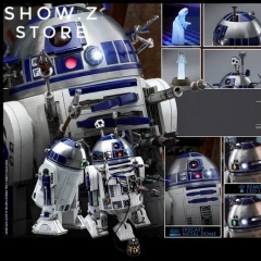 Hot Toys 1/6 Star Wars R2-D2 MMS511 Deluxe Version