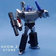 MechFansToys MF-Zero MF-0 Destroyer Megatron Metallic Version