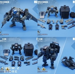 MechFansToys Lost Planet Powered-suit MS-14 EOD & MS-15 Commander