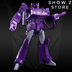 Takara Tomy Masterpiece MP-29+Destron Laserwave Shockwave
