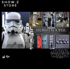 Hot Toys 1/6 Stormtrooper Storm Trooper MMS515 Star Wars Deluxe Version