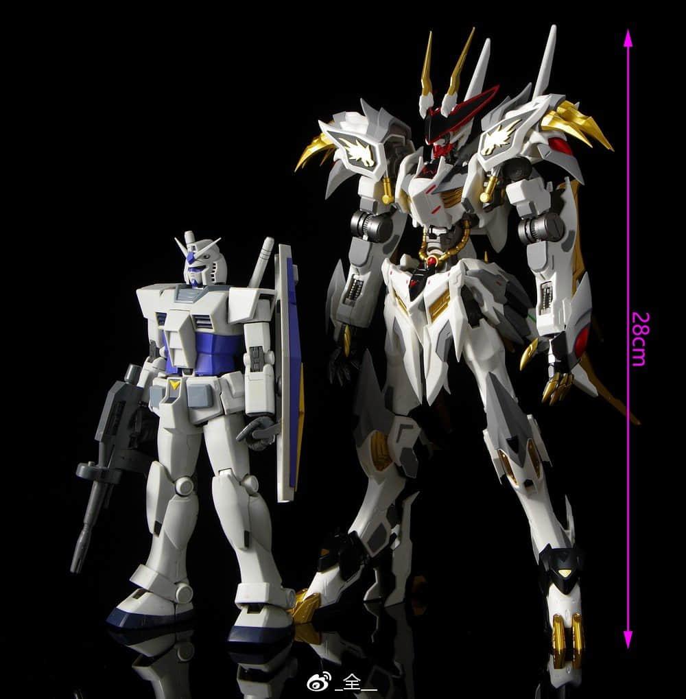 Metal Myth Dragon King MM01 Robot 1//100 Scale Figure