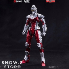Dimension Studio & Model Principle 1/6 Meister Ultraman Ultra Seven Suit Ver. 7.3