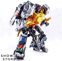 4th Party MP-08CS MP08CS King Grimlock Reximus Prime Oversized MP-08 MP08 Cell Shaded