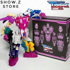 Transform Dream Wave TDW TCW-08 POTP Abominus Upgrade Kit