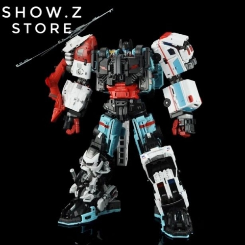 [Pre-Order] MakeToys MT MTCM-04 MTCM04 Guardia Defensor Set of 5