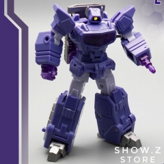 MechFansToys MF-35C Laserwave Shockwave G1 Color Version