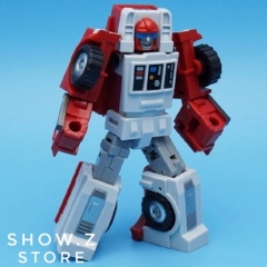 MechFansToys Mechanic Studio MS-17 Spiale Swerve