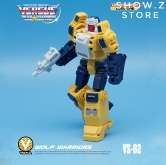 MechFansToys VECMA Toys VS-02 Wolf Weirdwolf