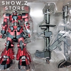 Free Model Soul FMS MG 1/100 MS-09B MS09 Dom Gundam Red Version