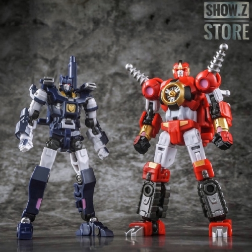 "IronFactory IF EX-32 EX32 EX-33 EX33 Phecda & Mizar Spirits of The ""D.E.C"" Vos Kaon Set of 2"