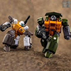 Mastermind Creations R-39 Eribus & Gravus Guzzle & Brawn Set of 2