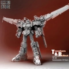 [Pre-Order] Transform and Rollout TR-02 Commander of Stars Cybertron SIEGE Optimus Prime Galaxy Convoy