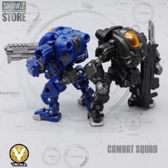MechFansToys Vecma Toys VS-S01 Combat Squad Soldier & Raynor Set of 2