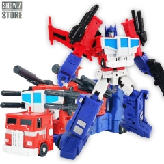 Magic Square MSB19 Powermaster Optimus Prime OP w/ Apex Armor God Ginrai
