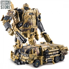 WeiJiang M-02 Robot Force Hound Oversized Black Apple Alloy Desert Version