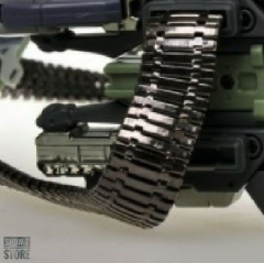 Beam Gatling Gun Ammunition Belts Upgrade Kit for Metal Club MC 1/100 NZ-666 Kshatriya Set of 4
