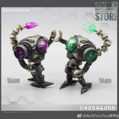 MechFansToys Power Suit DA26A & DA26B Set of 2