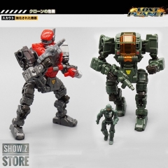 MechFansToys Power Suit DA-25A & DA-25B Set of 2