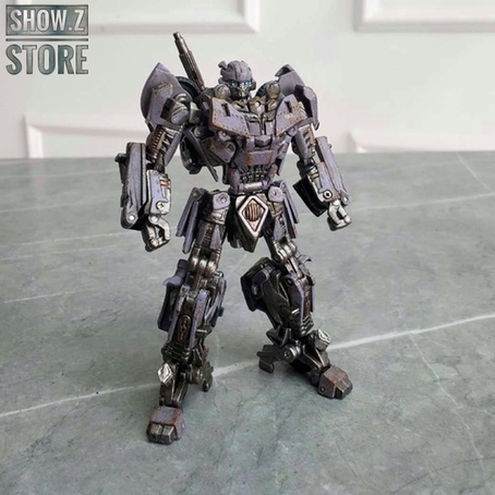 New Transformers toys Toyworld  TW TW-FS03 Bumblebee Gray Version in stock
