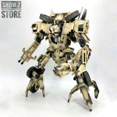 TF Dream Factory GOD-09S Steel Claw Bonecrusher Movie Leader Class Smoke Paint Version