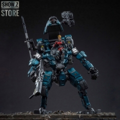 JoyToy Source Acid Rain 1/25 God of War 86 Medium-Sized Mecha Figure Set Blue Version