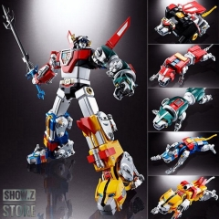 Fantasy Jewel Voltron Defender of the Universe Full Set of 5