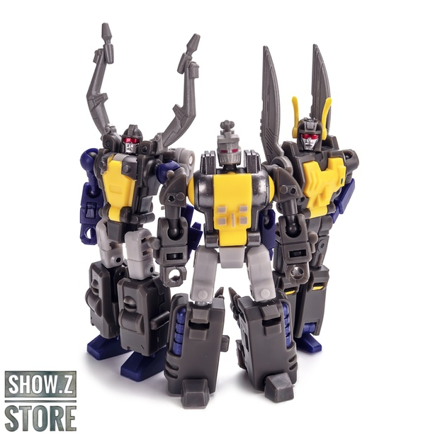 Newage NA H10 H11 H12 Insecticons Set of 3 Comic Version Action figure in stock