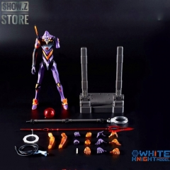 White Knight MetalCentury Model Neon Genesis Evangelion Unit-01 Eva-01 Unit01