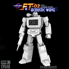 [Pre-Order] FansToys FT02 Acoustic Wave Soundwave