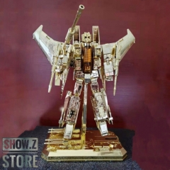 Yes Model YM-03G MP-11 Starscream Gold Version