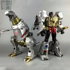 4th Party MP-08 MP08 King Grimlock Reximus Prime Oversized Metallic Version