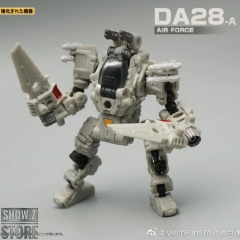 MechFansToys Mech Fans Toys MFT DA-28A DA28A Air Force Powered System Delta