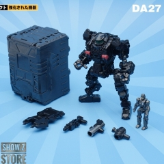 MechFansToys DA-27 Powered System Maneuver Gamma