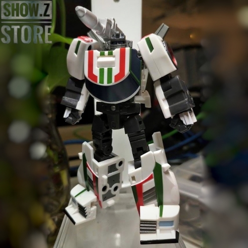 IronFactory IF EX-39 Hexwrench Wheeljack