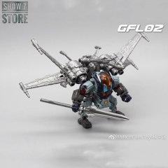 MechFansToys GFL01 & GFL02 Set of 2
