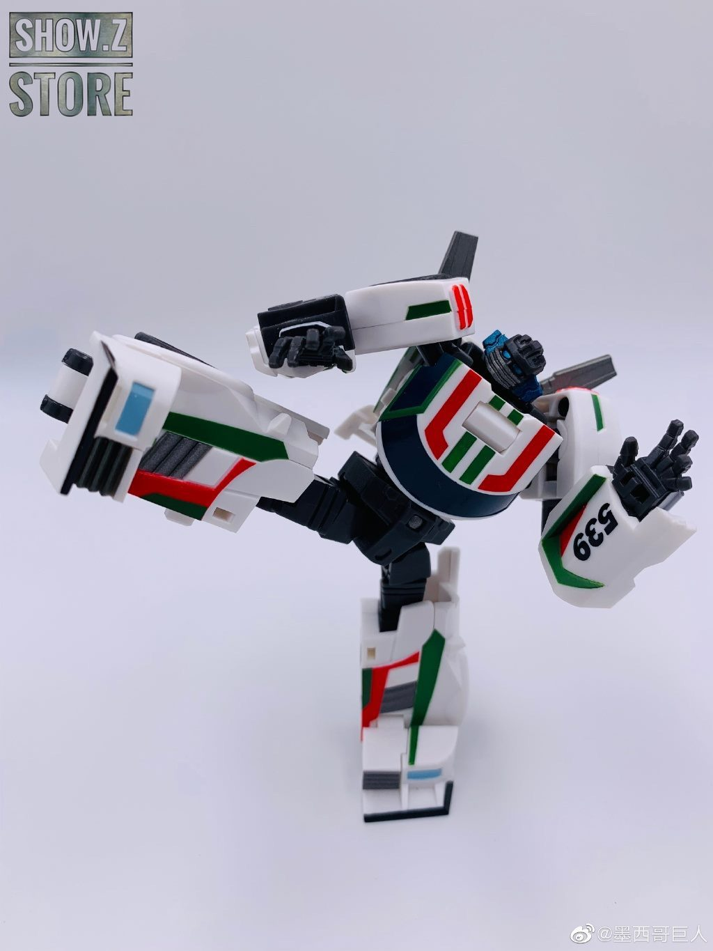 New Iron Factory EX39 Transformers IF EX-39 Hexwrench Wheeljack Figure In Stock