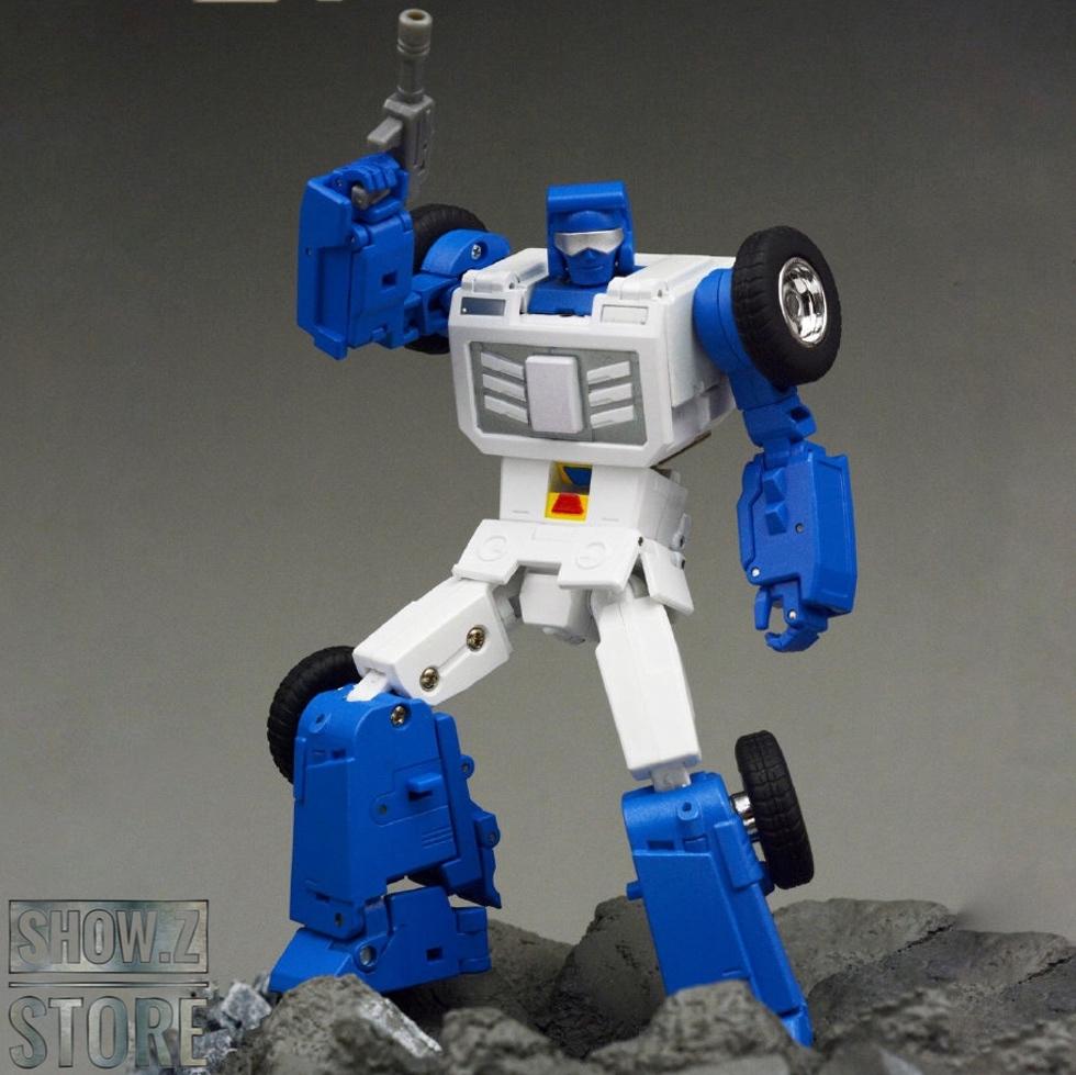 Transformers Fans Toys FT-43 Dunerunner Dunerider Beachcomber MISB US SELLER