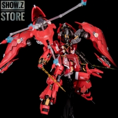 Metal Club 1/100 NZ-666 Kshatriya Red Comet Version