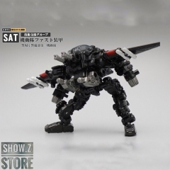 MechFansToys MFT SAT-09 SAT09 Special Assalut Team Power-suit