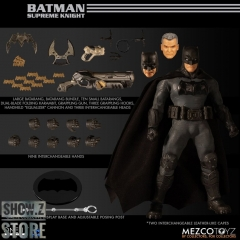 [Pre-Order] MEZCO Toyz DC Comics One:12 Collective Batman: Supreme Knight