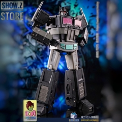 Magic Square MS-B18B Light of Justice Optimus Prime Black Version Nemesis Prime