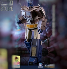 Magic Square MS-B18S Light of Justice Optimus Prime Sleep Mode Version