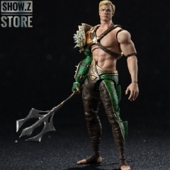 Hiya Toys 1/18 Injustice 2: Aquaman PX Previews Exclusive